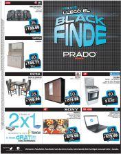 PRADO promociones Ya llego BLACK FINDE - 27nov14