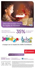 SCOTIABANK descuentos en juguetes y bebes - 21nov14