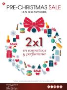 SIMAN PRE christmas SALE cosmeticos y perfumeria - 13nov14