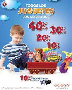 SIMAN descuentos en todos los juguetes - 07nov14