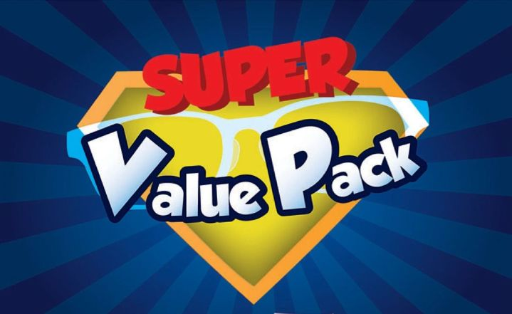 SUPER value pack about promotions - 10nov14