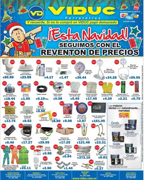 Siguen reventando los precios de navidad - 17nov14