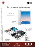 Surprise OFFERS iPadAir and iPad mini - 12nov14