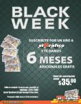 Suscribete a EL GRAFICO promocion BLACK WEEK - 24nov14