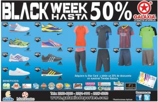 check it out BLACK WEEKEND - 15nov14