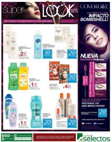 descuento en productos covergirl makeup professional - 15nov14