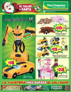 destacado ofertas juguetes maxi despensa 2014