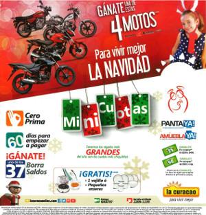 destacado promociones navidad 2014 La Curacao
