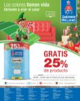 duende green pinturas SHERWIN WILLAMS promociones - 03nov14