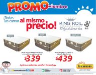 luxory BED premiums KING KOIL spine support