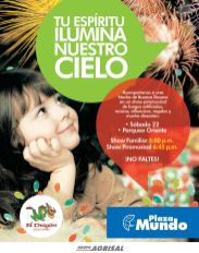 plaza mundo Noche de luces chinas EL DRAGON - 21nov14