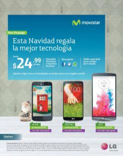 smartphone pospago MOviSTAR celulares promociones - 25nov14