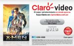 stream movie promotions CLARO VIDEO