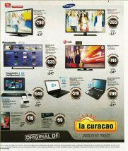 televisores LA CURACAO black friday 2014 catalogo pag2