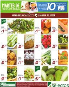 Ahora compras productos frescos en el selectos - 09dic14
