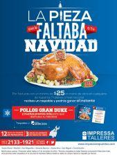 GANA pollos gran duke con impresa - 01dic14