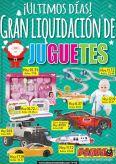 Liquidacion de jUGUETEs ultimos dias - 23dic14