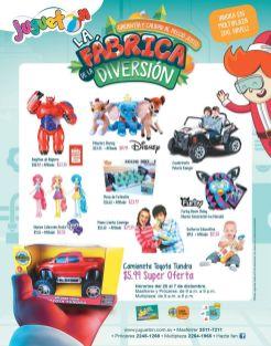 Los juguetes de moda y de pelicula - 04dic14