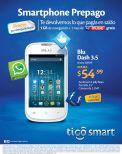 Precio por tiempo limitados SMARTPHONE tigo blu dash - 02dic14