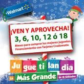 Promociones compras regalos de navidad JUGUETES WALMART - 03dic14