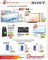 SONY merry christmas products by omnisport - 24dic14