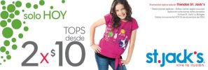 TOPS for little girls promotions - 15dic14