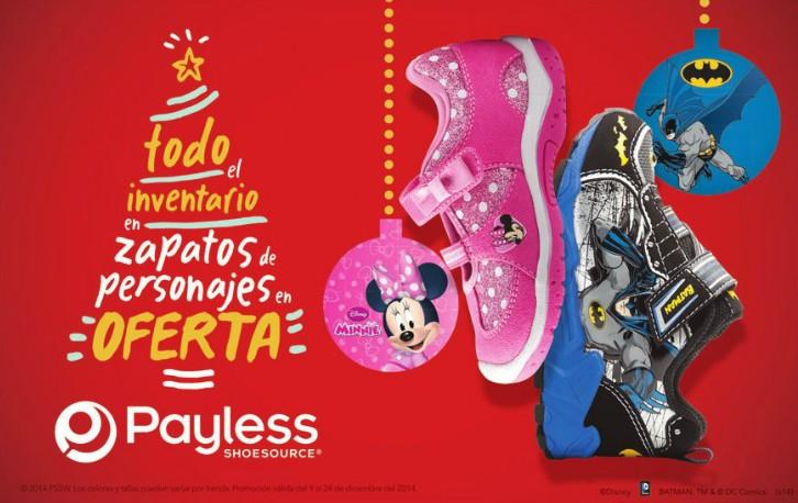 Zapatos de personajes CARTOON OFFER payless