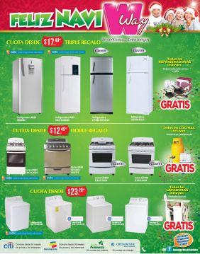 articulos GRATIS por tus compras en WAY - 15dic14