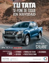 dutty game pick up ISUZU d-max power