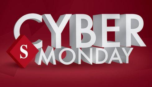 enjoy online shopping CYBER MONDAY - 01dic14