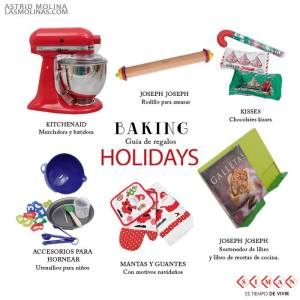 gifts guide BAKING HOLIDAYS by siman - 03dic14
