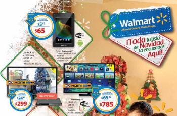 guia de compras no 22 walmart dic 2014