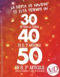 la fiesta de navidad DESCUENTOS md - 20dic14