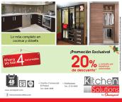 promocion OMNISPORT cocinas y closet - 03dic14