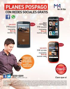 smartphones M4 your life style mobile - 22dic14