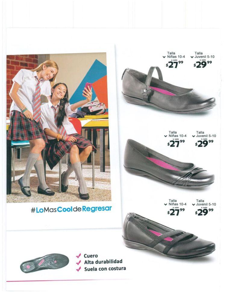 ADOC ofertas calzado femenino para ir a clases 2015