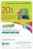Ahorro en la compra de utiles escolares - 06ene15