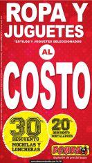 Descuentos en mochilas loncheras y ropa para el COLEGIO - 16ene15