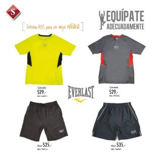 EVERLAST sport apparel fashion trend - 14ene15