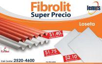 FIBROLIT eureka ofertas ferrteria LEMUS contrusccion - 15ene15