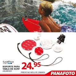 Go pro accesories surt table support PANAFOTO - 02ene15