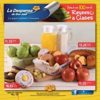 Guia de compras no2 LA DESPENSA de DON JUAN febrero 2015