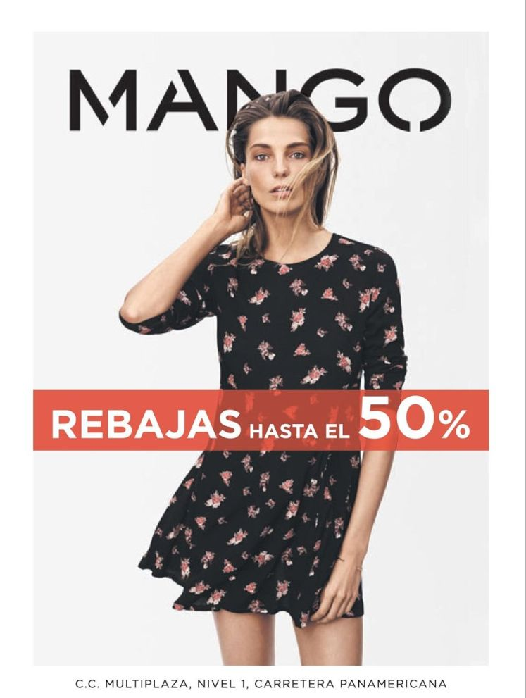 MANgO styke fashion 50 OFF discounts - 02ene15