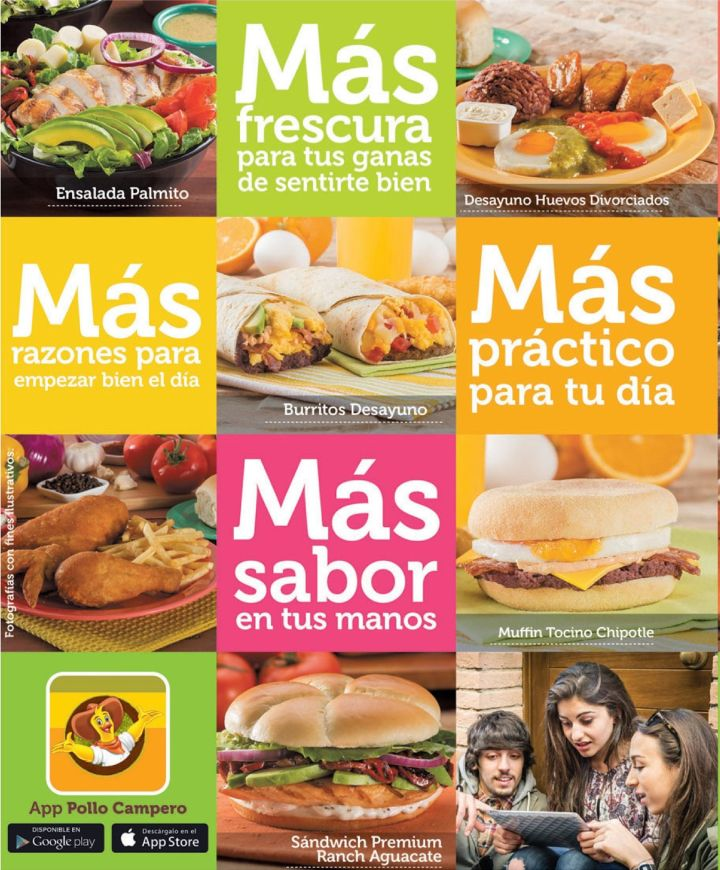 Mas POLLO CAMPERO app download