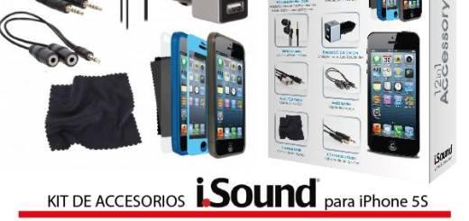 PANAFOTO ofertas Accesories KIT iSOund for iphone - 03ene15