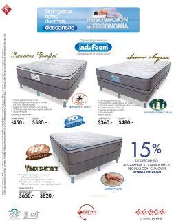 Rest technology tempur touch BEDS confort - 16ene15