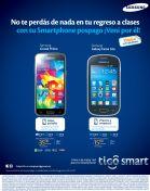 SAMSUNG grand prime and fame lite NEW smartphone tigo - 09ene15