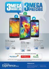 Tasa cero SAMSUNG experience store Galaxy models - 30ene15