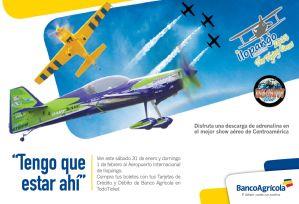The Flying circus 2015 ILOPANGO Air Show