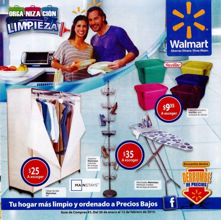 Tu hogar mas limpio y ordenado con precios BAJOS - 30ene15